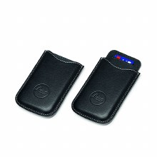 Leica SD Card & Credit Card Holder Leather Black