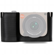 Leica TL Leather Protector Black