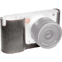 Leica TL Leather Protector Grey