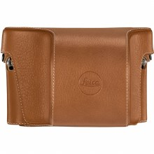 Leica Ever Ready Case For Leica Vario X Cognac