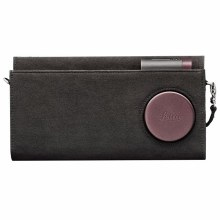 Leica C-Clutch Case Dark Red