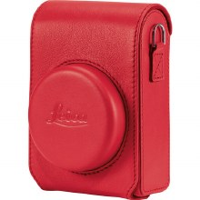 Leica C-Lux Leather Case Red