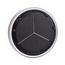 Leica Auto Lens Cap Silver/Black for D-Lux 7