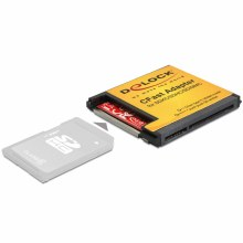 Delock CFast Adapter For SD / MMC Memory Cards