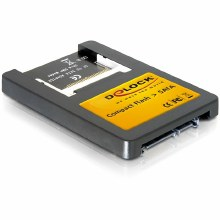 Delock 2.5 Drive SATA > Compact Flash Card