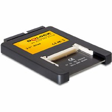 "Delock 2.5"" Drive IDE > 2 x Compact Flash Card"