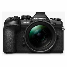 Olympus OM-D E-M1 Mark II Black with 12-100mm F4 IS PRO