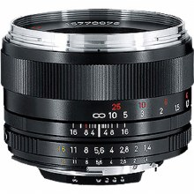 Zeiss 50mm F1.4 Planar T* ZF For Nikon F