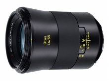 Zeiss 55mm F1.4 Otus For Nikon F