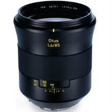Zeiss  85mm F1.4 Otus For Canon EF