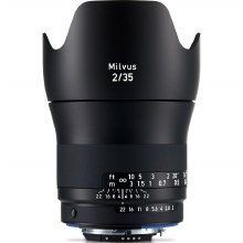 Zeiss  35mm F2 Milvus For Canon EF