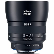 Zeiss  50mm F2 Milvus For Canon EF