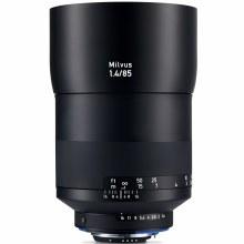 Zeiss 85mm F1.4 Milvus For Nikon F