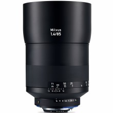 Zeiss  85mm F1.4 Milvus For Canon EF
