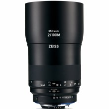 Zeiss 100mm F2 Milvus For Canon EF