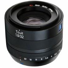 Zeiss  32mm F1.8 Touit For Fujifilm XF