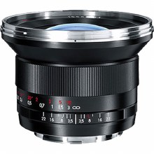 Zeiss  18mm F3.5 Distagon T* ZE For Canon EF