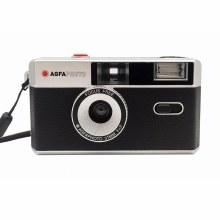 AgfaPhoto Reuseable 35mm Film Camera - Black
