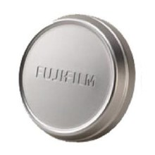Fujifilm X100 Lens Cap Silver