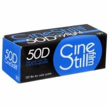 CineStill 50D Fine Grain Color 120 Film for Daylight (ISO 50)