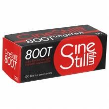 CineStill 800T High Speed Color 120 Film for Tungsten Lighting (ISO 800)