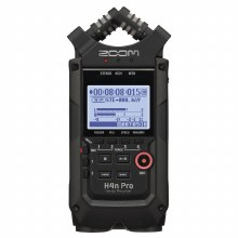 Zoom H4n Pro Black Handheld Recorder