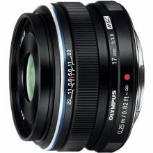 Olympus ED  17mm F2.8 M.Zuiko Black