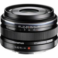Olympus ED  17mm F1.8 M.Zuiko Black