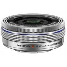 Olympus ED  14-42mm F3.5-5.6 EZ Silver