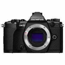 Olympus OM-D E-M5 Mark II Black Body