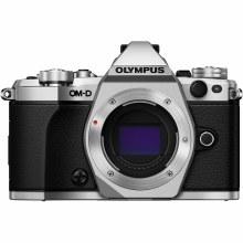 Olympus OM-D E-M5 Mark II Silver Body