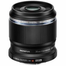 Olympus ED  30mm F3.5 Macro M.Zuiko Digital