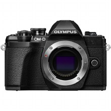 Olympus OM-D E-M10 Mark III Black Body