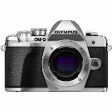 Olympus OM-D E-M10 Mark III Silver Body