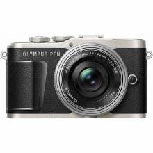 Olympus E-PL9 Black with ED-M 14-42mm EZ