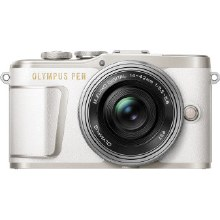 Olympus E-PL9 White with ED-M 14-42mm EZ
