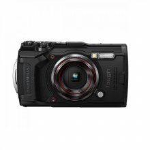 Olympus TG-6 Black Camera