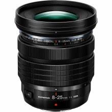 Olympus ED   8-25mm F4.0 Pro M.Zuiko Digital Lens