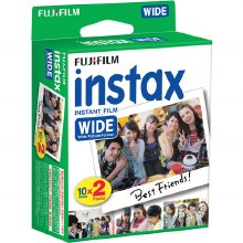 Fujifilm Instax Wide Colour Film (Twin Pack)