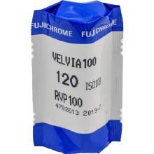 Fujifilm Velvia 100 Professional 120 Film