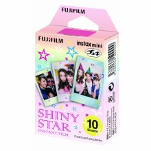 Fujifilm Instax Mini Shiny Star Colour Film