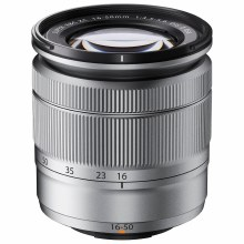 Fujifilm XC  16-50mm F3.5-5.6 OIS II Silver