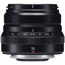 Fujifilm XF  35mm F2 R WR Silver Lens