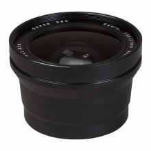 Fujifilm WCL-X70 Wide Conversion Lens Black