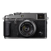 Fujifilm X-Pro 2 Graphite with XF 23mm F2 Silver lens