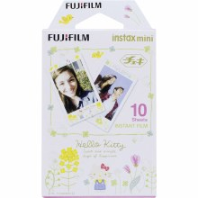 Fujifilm Instax Mini Colour Film with Hello Kitty Border