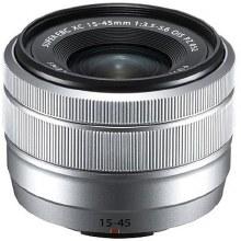 Fujifilm XC 15-45mm F3.5-5.6 OIS PZ Silver