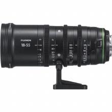 Fujifilm MKX 18-55mm T2.9 XF Mount