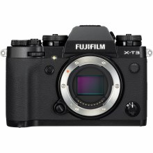 Fujifilm X-T3 Black Body