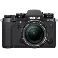 Fujifilm X-T3 Black with XF 18-55mm F2.8-4 R LM OIS